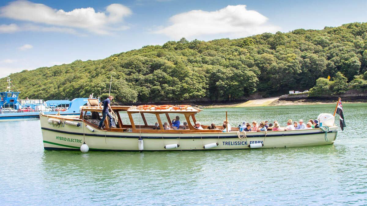 Trelissick Ferry